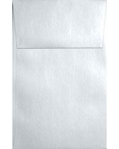 Stardream Metallic Envelopes - A10 VERTICAL ENVELOPES (Open-End) - CRYSTAL - 20 PK [DFS]