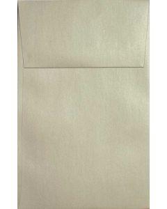 Stardream Metallic Envelopes - A10 VERTICAL ENVELOPES (Open-End) - OPAL - 20 PK [DFS]