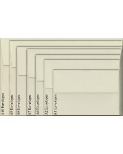 Neenah Environment PC 100 NATURAL (80T/Smooth) - A9 Envelopes (5.75 x 8.75) - 1000 PK [DFS-48]