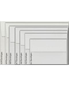 Neenah Environment PC 100 WHITE (80T/Smooth) - A9 Envelopes (5.75 x 8.75) - 1000 PK