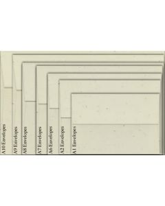 Neenah Environment TORTILLA (80T/Smooth) - A1 Envelopes (3.625 x 5.125) - 2500 PK [DFS-48]