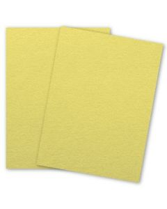 [Clearance] Curious Metallic - LIME Card Stock - 111lb Cover - 8.5 x 11 - 250 PK