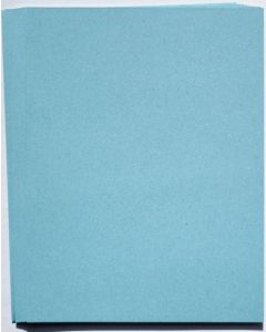 REMAKE Blue Sky (92C/250gsm) 8.5X11 Card Stock Paper - 25 PK [DFS]