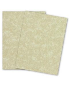 Parchtone AGED - 8.5 x 11 Parchment Card Stock - 80lb Cover - 200 PK
