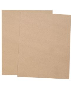 SPECKLETONE Kraft - 8.5X11 Card Stock Paper - 140lb Cover (378gsm) - 25 PK [DFS]