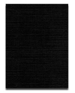 Neenah CLASSIC LINEN 12 x 18 Card Stock - Epic Black - 100lb Cover - 250 PK [DFS-48]