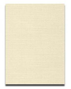 Neenah CLASSIC LINEN 8.5 x 11 Card Stock - Monterey Sand - 80lb Cover - 250 PK