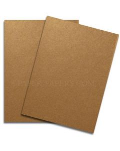 Shine COPPER - Shimmer Metallic Card Stock Paper - 8.5 x 11 - 107lb Cover (290gsm) - 500 PK [DFS-48]