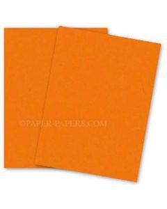 Astrobrights 8.5X11 Card Stock Paper - COSMIC ORANGE - 65lb Cover - 2000 PK