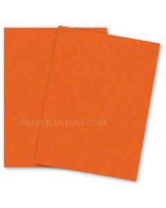 Astrobrights Paper (23 x 35) - 65lb Cover - Orbit Orange