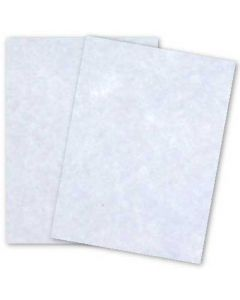 Astroparche - BLUE - 8.5 x 11 Parchment Card Stock - 65lb Cover - 250 PK