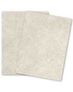 Astroparche - GRAY - 8.5 x 11 Parchment Card Stock - 65lb Cover - 250 PK