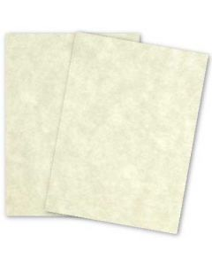 Astroparche - NATURAL - 8.5 x 11 Parchment Card Stock - 65lb Cover - 250 PK