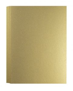 Pure Gold A7 Flat Card