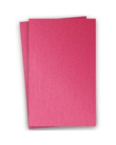 Stardream Metallic 11X17 Paper - AZALEA - 81lb Text (120gsm) - 200 PK