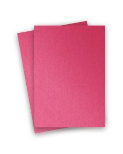 Stardream Metallic - 8.5X14 Legal Size Card Stock Paper - Azalea - 105lb Cover (284gsm) - 150 PK