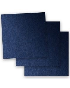 Stardream Metallic - 12X12 Card Stock Paper - LAPIS LAZULI - 105lb Cover (284gsm) - 100 PK