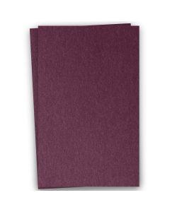Stardream Metallic - 12X18 Card Stock Paper - RUBY - 105lb Cover (284gsm) - 100 PK [DFS-48]