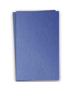 Stardream Metallic - 12X18 Card Stock Paper - SAPPHIRE - 105lb Cover (284gsm) - 100 PK [DFS-48]