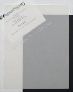 Neenah UV ULTRA II Translucent (Vellum)  WHITE 8.5 x 11 Paper - 36lb Cover - 25 Pk