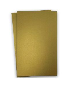 FAV Shimmer Pure Gold - 11 x 17 Card Stock Paper - 92lb Cover (250gsm) - 100 PK