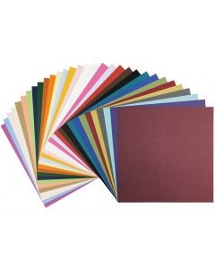 Basis 12-x-12 Text Variety Pack (31 colors / 2 each) - 62 PK