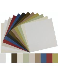 CRUSH 12X12 Card Stock Paper - 92lb Cover (250gsm) - 50 PK