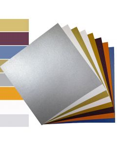 FAV Shimmer 12 x 12 Card Stock Paper - 50 PK