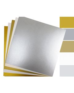 FAV Shimmer 12 x 12 Paper - 32/81lb Text (120gsm) - 50 PK