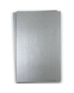 Shine PEWTER - Shimmer Metallic Paper - 12 x 18 - 32/80lb Text (118gsm) - 200 PK