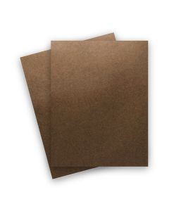 [Clearance Temp] Shine BRONZE - Shimmer Metallic Card Stock Paper - 8.5 x 11 - 107lb Cover (290gsm) - 100 PK