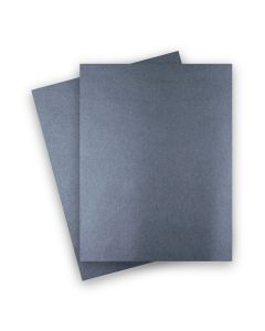 Shine IRON SATIN - Shimmer Metallic Card Stock Paper - 8.5 x 11 - 92lb Cover (249gsm) - 25 PK