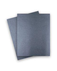 Shine IRON SATIN - Shimmer Metallic Paper - 8.5 x 11 - 32/80lb Text (118gsm) - 25 PK