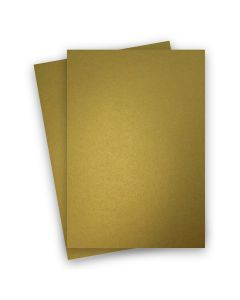 FAV Shimmer Pure Gold - 8.5 x 14 Legal Size Card Stock Paper - 92lb Cover (250gsm) - 150 PK