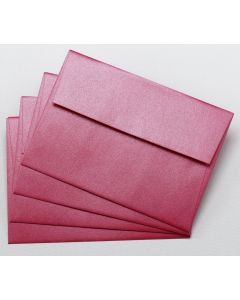[Clearance] Stardream Metallic - A1 Envelopes (3.625-x-5.125) - AZALEA - 250 PK