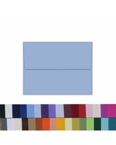 A2 BASIS COLORS Announcement Envelopes