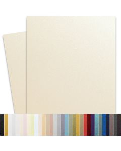 Curious Metallic - 27.5x39.3 Full Size Card Stock Paper (minimum 20 sheets per color)