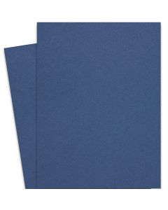 Curious Metallic - Electric Blue 27-x-39 Full Size Cardstock Paper 300 GSM (111lb Cover) - 100 PK