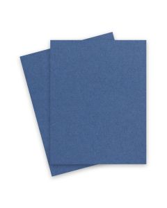 Crush Blue-Lavender - 8.5X11 (Letter) Card Stock Paper  - 92lb Cover (250gsm) - 25 PK