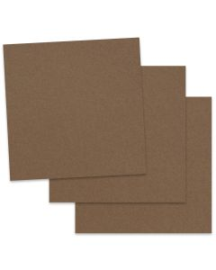 Crush Hazelnut - 12X12 Paper - 32/81lb Text (120gsm) - 50 PK
