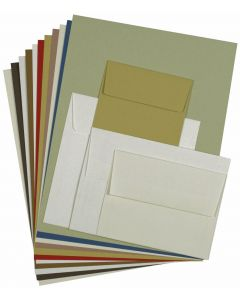 Crush Paper and Envelopes - TRY-ME Pack