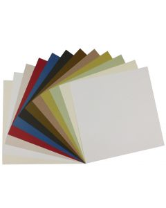 Crush 12 x 12 Cardstock Variety Pack (12 colors / 3 each) - 36 PK
