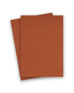 BASIS COLORS - 8.5 x 14 PAPER - Dark Orange - 28/70 TEXT - 200 PK