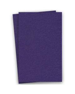 BASIS COLORS - 11 x 17 PAPER - Dark Purple - 28/70 TEXT - 200 PK