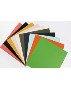 EXTRACT Colors - 12-x-12  Text Variety Pack (10 colors / 4 each) - 40 PK