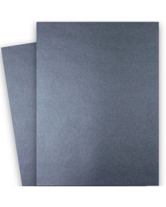 Shine IRON SATIN - Shimmer Metallic Paper - 28x40 - 32/80lb Text (118gsm)