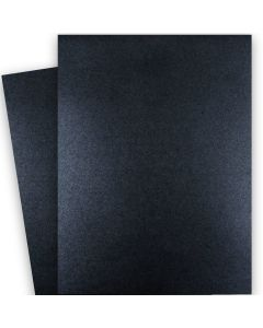 Shine ONYX - Shimmer Metallic Card Stock Paper - 28x40 - 107lb Cover (290gsm)