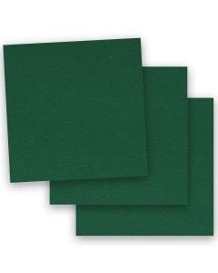 BASIS COLORS - 12 x 12 CARDSTOCK PAPER - Green - 80LB COVER - 50 PK
