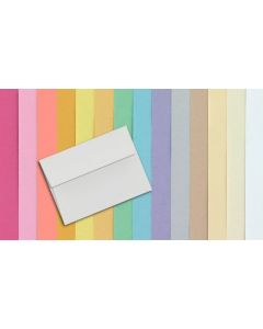 Domtar Colors Earthchoice  - A6 Envelopes - 1000/carton