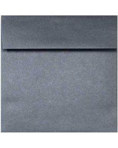 Stardream Metallic - 7.5 in Square ENVELOPES - ANTHRACITE - 1000 PK
